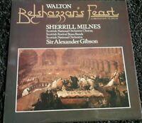 Walton -  Belshazzar's Feast - Coronation Te Deum LP 1977