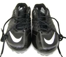 Men NIKE Black Speed TD Football Shoes Cleats Rugby (#396237-011) -Sz 15 -SH1