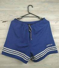 Rangers soccer football shorts size medium Adidas