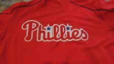 NWOT Philadelphia Phillies Jersey MLB  Size 48 Mens XL  GREAT PRICE!!  Orig $65