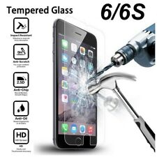 100%25 Genuine Tempered Glass Screen protector protection For Apple iPhone 6s 6 UK