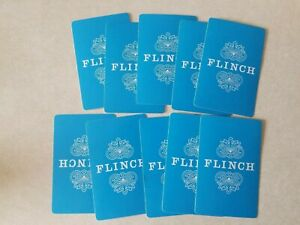 Replacement Game Parts 1963 Flinch Card Game Card Replacement Cards you pick 10