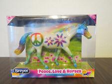 NIB Breyer classic Peace Love & Horses horse #61083