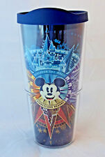 New Disneyland 2018 Annual Passholder 24 oz Mickey Mouse Tervis Cup Tumbler