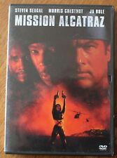Mission Alcatraz - Steven Seagal , DVD