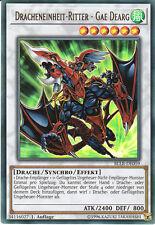 Yu-Gi-Oh! BLLR-DE059 Dracheneinheit-Ritter - Gae Dearg ULTRA RARE 1.Auflag NEU!