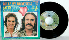 "7"" Vinyl Bellamy Brothers - SATIN SHEETS"