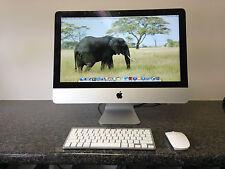 "Apple iMac 21.5"" - Warranty - Software Pack - £449 SPECIAL OFFER"