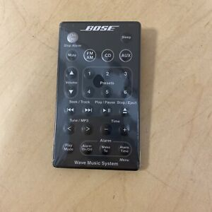 NEW Genuine BOSE Wave Radio Music System Remote SEALED