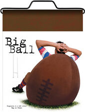 RUGBY bean bag - Adult size