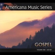 "AMERICANA MUSIC SERIES, 2 CD SET ""GOSPEL VOL. 1"" NEW SEALED"