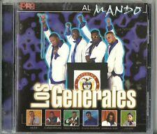 Los Generales  Al Mando Latin Music CD