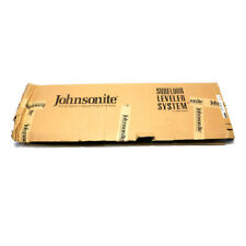 "(Lot of 5) New Johnsonite Ls 40-D Black Subfloor Leveling Panels 4' X 12"" X .37"""