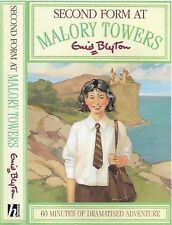 ENID BLYTON SECOND FORM AT MALORY TOWERS CASSETTE DRAMATISED ADVENTURE