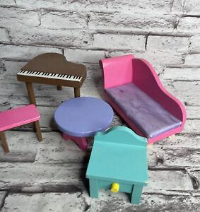 Kidcraft Wood Dollhouse Furniture Lot