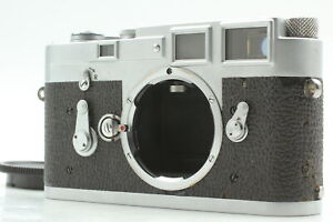 [Opt Mint] Leica M3 Single Stroke SS Rangefinder 35mm Film Camera from Japan