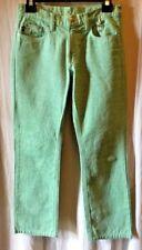 Lauren Jeans Co Ralph Lauren Green Bootcut Jeans Women's Size 2 Denim Cotton
