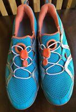 MBT Men's Teal Orange Walking Shoes Size 11 11.5 42 EUR 280 mm Afiya Slip 5