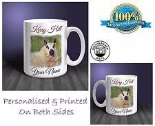 Kerry Hill Sheep Personalised Ceramic Mug: Perfect Gift. (S03)