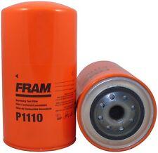 Fuel Filter-Spin-on secondary Fram P1110