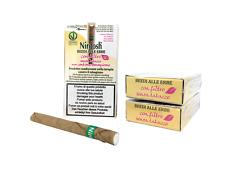 Nirdosh 3 Packungen Kräuterzigaretten mit Filter, Methode zur Rauchentwöhnung