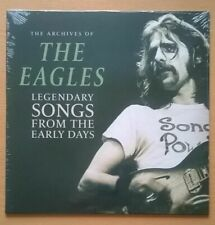 The Archives Of THE EAGLES Legendary Songs From The Early Days LP green Neuf