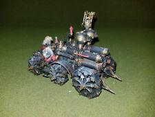 Warhammer Fantasy/Age of Sigmar Chaos Dwarfs Iron Daemon War Engine - Painted
