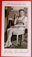 JUDY GARLAND - Card # 04 individual card - Tribute Collectables - 2010