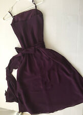 After Six Bridesmaid or Formal Dress Purple Size 8 Girls