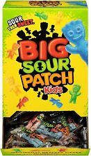 Sour Patch Kids Pack of 240 Individually Wrapped Sweet (1.3KG) Candy Box
