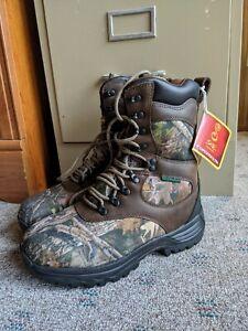 SHE Outdoor Expedition Womens 7M 1000g Insulated Hunting Boots TrueTimber Kanati