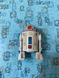 Vintage Kenner 1985 Star Wars Droids R2-D2.Missing light saber.Good shape,LOOK!!