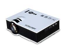 "Abdtech 130"" Mini LED Projector 800 Lumens Multimedia Beamer Theatre Projectors"