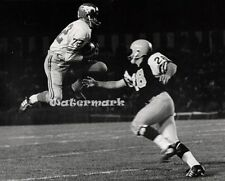 Cfl 1970's Calgary Stampeders vs Hamilton Tigers Game Action 8 X 10 Photo Pic