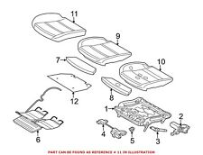 For BMW Genuine Seat Cover Front 52107231101