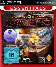 SONY PS3 MotorStorm: Apocalypse Off Road Destruction Derby deutsch komplett OVP