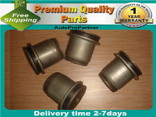4 FRONT UPPER CONTROL Arm BUSHING FOR GMC SIERRA DENALI 07-12