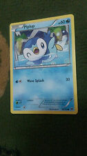 Piplup Pokemon Card COMMON [BREAKTHROUGH]