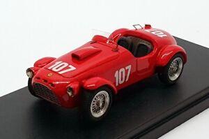 Jolly Model 1/43 JL0180 - Ferrari 166 Campana Coppa d'Ora Delle Dolomiti 1951
