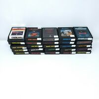 Vintage Atari 2600 Games - Lot of 25 Games no duplicates
