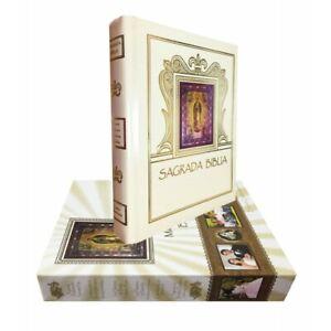 Sagrada Biblia Edicion Latinoamericana Familiar Catolica - Madre de las Americas