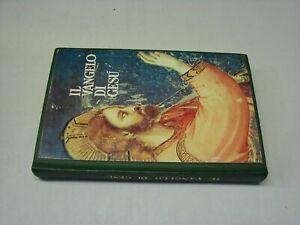 (Aristide Brunello) Il vangelo di Gesù 1971 Edizioni Dehoniane