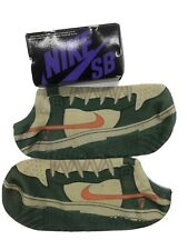 Nike Sb Dunk Promo Socks Eire With Mini Box DS New