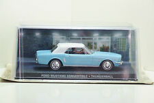 James Bond Car Collection 30 Ford Mustang Covertible THUNDERBALL - Sealed