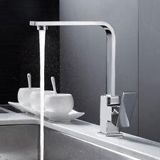 Schwenkbare Design Küchenarmatur | Spültischarmatur | Küchen Wasserhahn  Einhebel