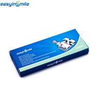 Easyinsmile Orthodontic Brackets Roth MINI 1 pack of 20 Braces 0.22 3,4,5 W/Hook
