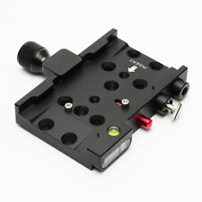 Dovetail Quick Release Base Clamp fr DSLR Rig Mirrorless Camera LWS A7s GH4 5D