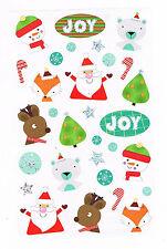 MRS GROSSMANS CHRISTMAS JOY REFLECTIONS STICKER SHEET BN