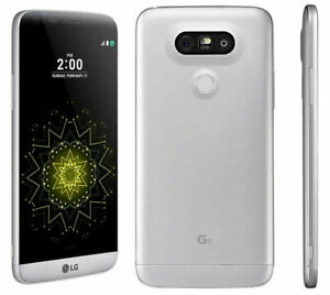 LG G5 US992 - 32GB Silver (T-Mobile) Smartphone OB