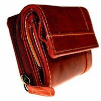 Sportlich handliche Geldkarten Geldbörse mit Münzfach und RFID/NFC Schutz